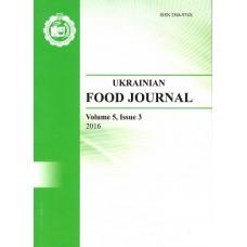 Ukrainian food journal (Україна)