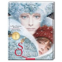 Снігова королева, анг.мова/The snow queen, Г.Х.Андерсен