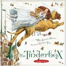 Кресало - TINDERBOX, англ.мова Г.Х.Андерсен