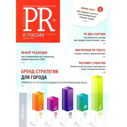 PR в России (Росія)